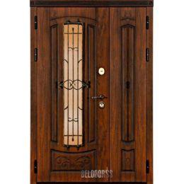 Дверь Сфинкс 2-х створчатая