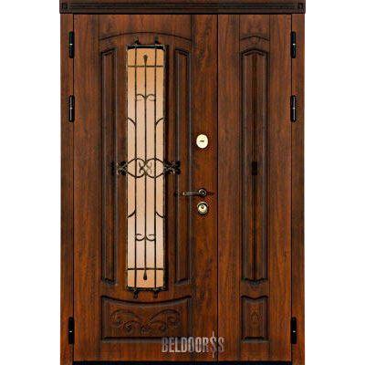 Дверь Сфинкс Двухстворчатая с терморазрывом