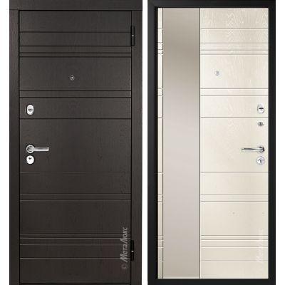 Дверь МетаЛюкс M701\1
