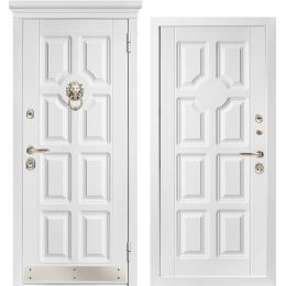 Дверь МетаЛюкс M707