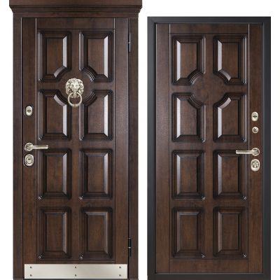 Дверь МетаЛюкс M707\2