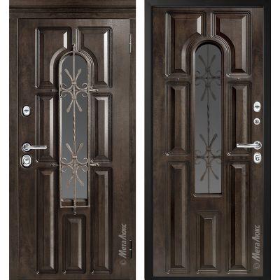 Дверь МетаЛюкс СM60