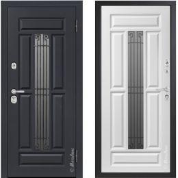 Дверь МетаЛюкс СM762\3