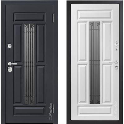 Дверь МетаЛюкс СМ386/14 Е1 Терморазрыв