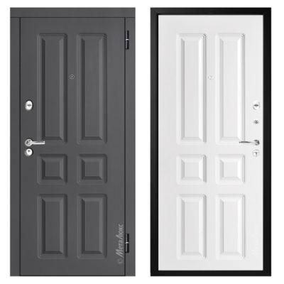 Дверь МетаЛюкс M354\1
