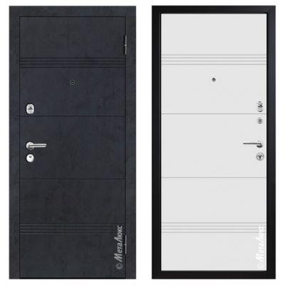Дверь МетаЛюкс M397