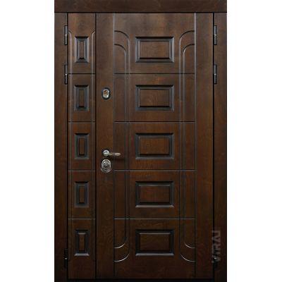 Дверь двустворчатая Варяг 2