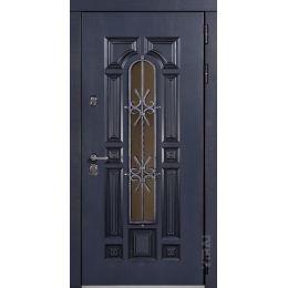 Дверь Лацио 2 корабельная фанера Эмаль