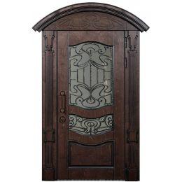 Дверь Империя Корабельная фанера Терморазрыв