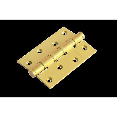 Дверная петля MORELLI латунная универсальная Матовое золото
