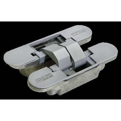 Дверные скрытые петли MORELLI с 3D регулировкой Матовый хром