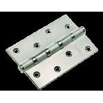 Дверная петля MORELLI стальная универсальная Белый никель