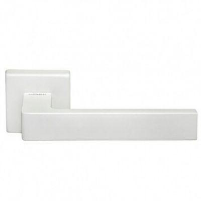 Дверная ручка Morelly Luxury HORIZONT-SQ BIA (Белый)