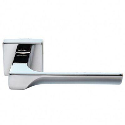 Дверная ручка Morelli Luxury FIORD-SQ CRO (Хром)