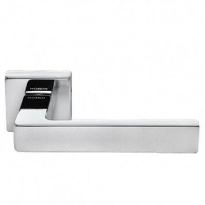 Дверная ручка Morelli Luxury HORIZONT-SQ CRO (Хром)