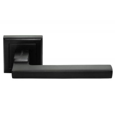 Дверная ручка MORELLI Черный матовый