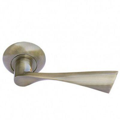 Дверная ручка Morelli «Капелла» MH-01 AB (Античная бронза)