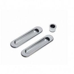 MHS150 SC, ручка для раздвижных дверей, цвет - мат.хром