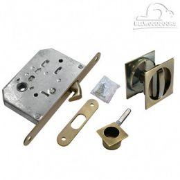MHS-2 WC AB, комплект для раздвижных дверей, цвет - бронза