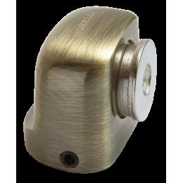 Стопор магнитный MORELLI MDS-2 AB Античная бронза