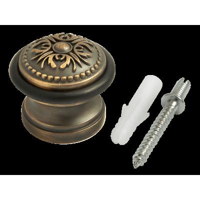 Стопор магнитный MORELLI DS5 IB Итальянская бронза