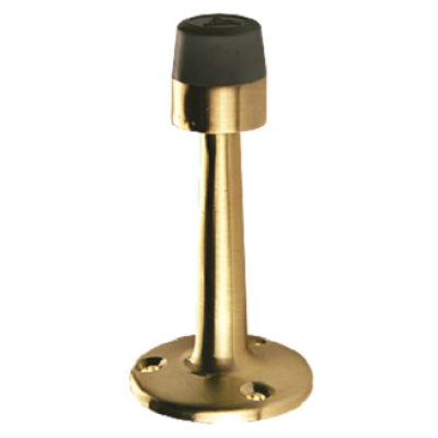 Дверной ограничитель настенный MORELLI DS2 SG Матовое золото