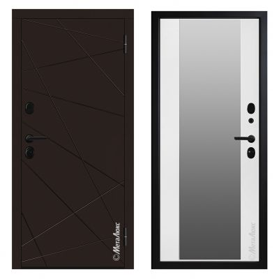 Дверь МетаЛюкс M602/1 Z