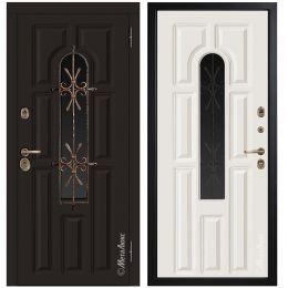 Дверь МетаЛюкс СМ370/10 Е1