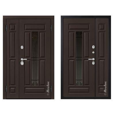 Дверь МетаЛюкс СМ862 Е