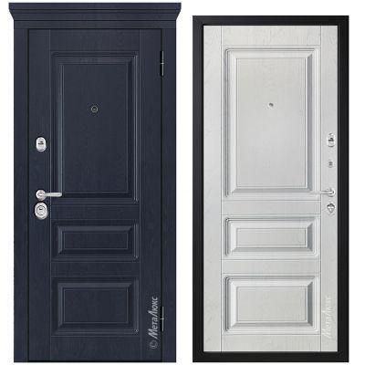 Дверь МетаЛюкс M709\1