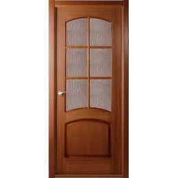Дверь Наполеон (остекленная)