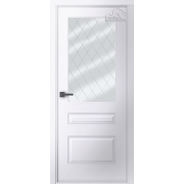 Дверь Роялти (остекленная)