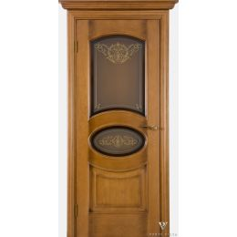Дверь Соло (остекленная)