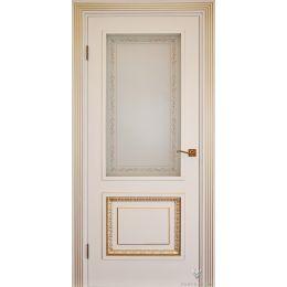 Дверь Валенсия V Деко (остекленная)