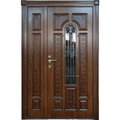Дверь Лацио двухстворчатая с терморазрывом