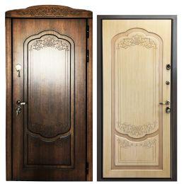 Дверь Монарх Корабельная фанера с терморазрывом